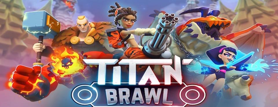 Titan Brawl | Omnidrone