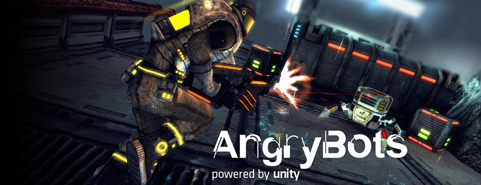 Angry Bots-FMOD and Unity audio project