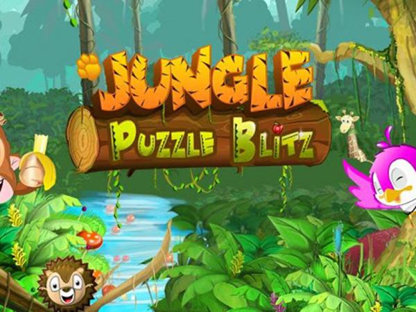 Jungle Puzzle Blitz per Android